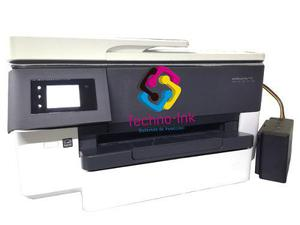 Hp office jet 7720 tabloide sistema de tinta autoreseteables