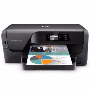 Hp officejet pro 8210 impresora inyeccion de tinta