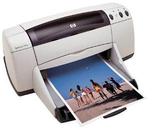 Impresora a color hp deskjet 940c