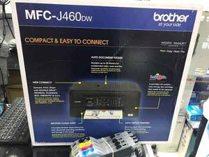 Impresora brother j460dw