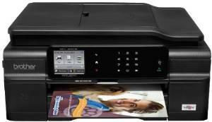Impresora brother mfc-j870dw inalámbrica de inyección de