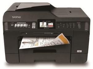 Impresora brother mfcj 6710-dw completa con cabezal tapado