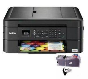 Impresora brother multifuncional mfc j480/484 dw