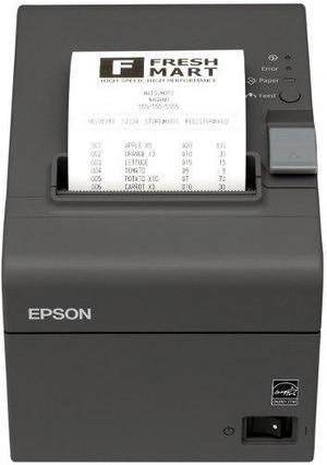 Impresora de punto de venta epson tm t20 ii serial usb