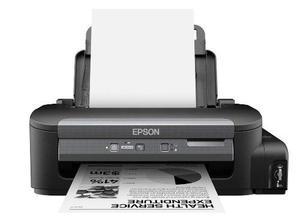 Impresora de tinta epson workforce m100 monocromo c11cc84302