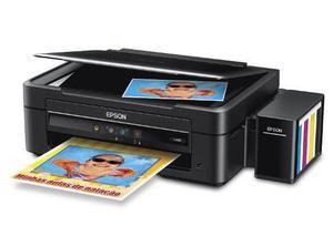 Impresora epson c11cf43301 l380 sistema continuo.