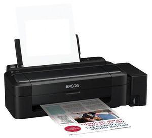 Impresora epson ecotank l310 inyeccion de tinta color _