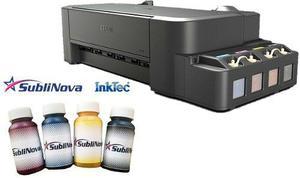 Impresora epson l120 con tinta sublimacion
