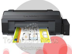 Impresora epson l1300 con sublimacion doble carta 33cm ancho