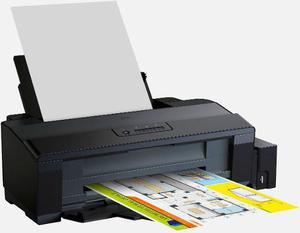 Impresora epson l1300 inyección tinta continua tabloide