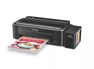Impresora epson l310 con tinta couche