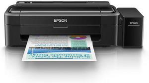Impresora epson l310 con tinta papel cinta para sublimación