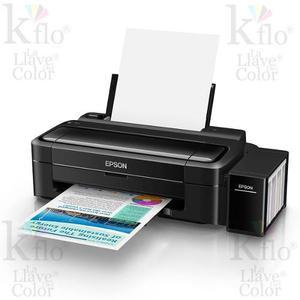 Impresora epson l310, mas tinta especial para couche