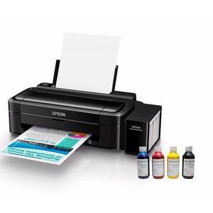 Impresora epson l310 sistema con tinta sublimacion