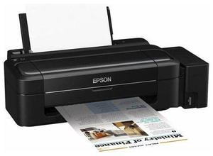 Impresora epson l310 sistema tinta continua original 33ppm