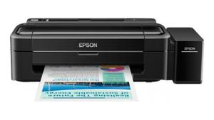 Impresora epson l310 sublimacion incluye tintas color make