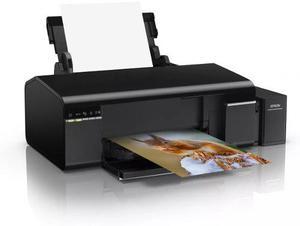 Impresora epson l805 ecotank fotos cds tinta continua wifi