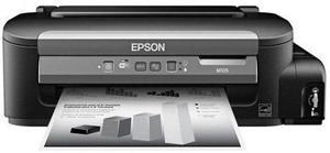 Impresora epson m105, 35 ppm negro, tinta continua, ecotank,