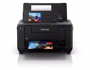 Impresora epson pm525 fotográfica portátil inalámbrica