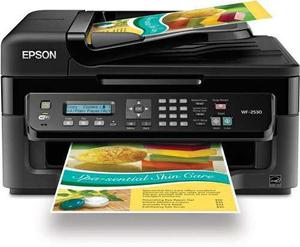 Impresora epson workforce wf-2530 all-in-one printer