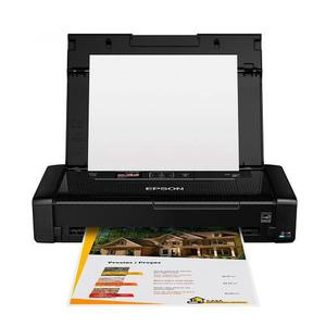 Impresora epson workforce wf100 portatil usb inalambrica