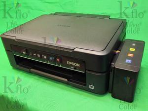 Impresora epson xp241 y sistema de tinta chip virtual