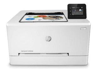 Impresora hp laser color laserjet pro m254dw duplex wifi