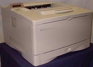 Impresora hp laserjet 5100 exelentes condiciones!