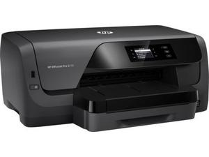Impresora hp office jet pro 8210 eprinter ethernet usb wifi