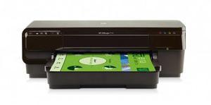Impresora hp officejet 7110 inyección de tinta cr768a