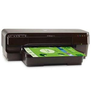 Impresora hp officejet 7110 inyeccion de tinta color