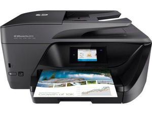 Impresora hp officejet pro 6970 mfp multifuncional a color