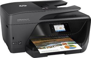 Impresora hp - officejet pro 6978 inalámbrica