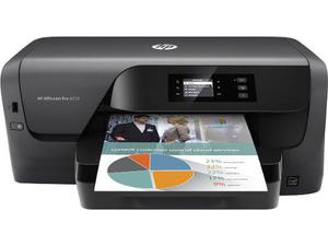 Impresora hp officejet pro 8210 inyección de tinta a color