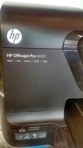 Impresora hp officejet pro 8600 refacciones!