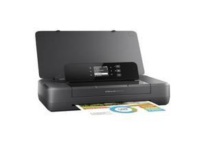 Impresora hp portatil officejet 200 inyeccion de tinta color