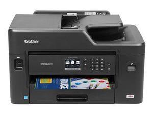 Impresora inyección d/tinta multifunción brother