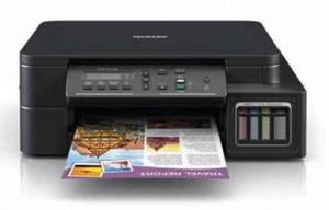 Impresora multifuncional brother color inyeccion dcp-t510w