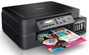 Impresora Multifuncional Brother Dcpt310 Tinta Continua