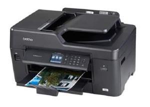 Impresora multifuncional brother inyeccion color mfcj6530dw
