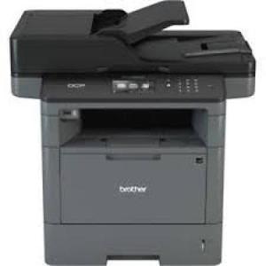 Impresora multifuncional brother - laser, 50000 páginas