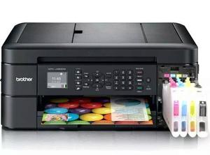 Impresora multifuncional brother mfc 480/485 con wifi