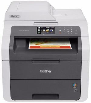 Impresora multifuncional brother mfc-9130cw oficio led color