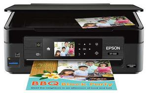 Impresora multifuncional epson expression home xp-440 tinta