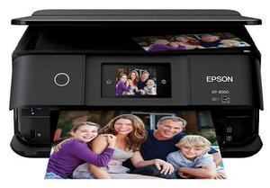 Impresora multifuncional epson expression photo xp8500 tinta