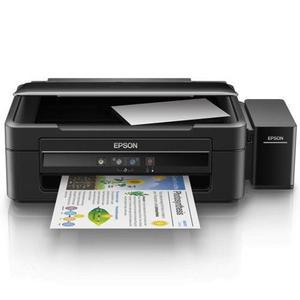 Impresora multifuncional epson l380 tinta continua usb