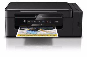 Impresora multifuncional epson l395 tanque de tinta color