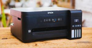 Impresora multifuncional epson l4150 tinta continua wifi