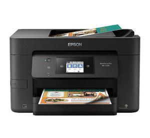 Impresora multifuncional epson workforce pro wf-3720