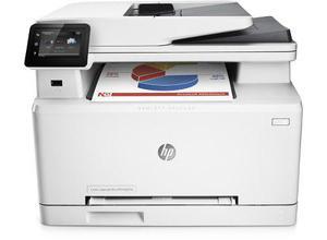 Impresora multifuncional hp colorlaserjet pro m477fdw cf379a